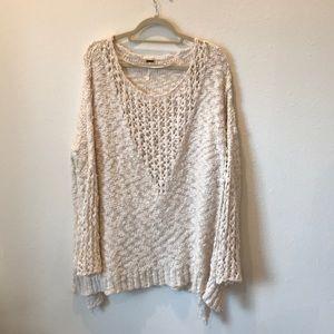 Free People Sweater - Medium